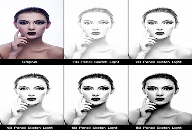 Pencil Sketch Lightroom Preset For Photographer