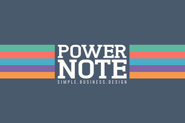 Power Note Keynote Template For Presentation