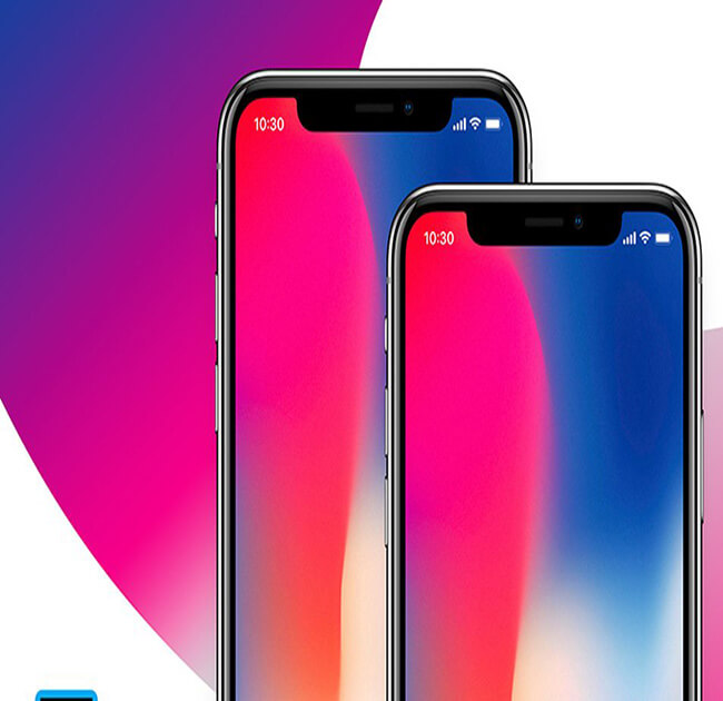 Presentation iPhone X