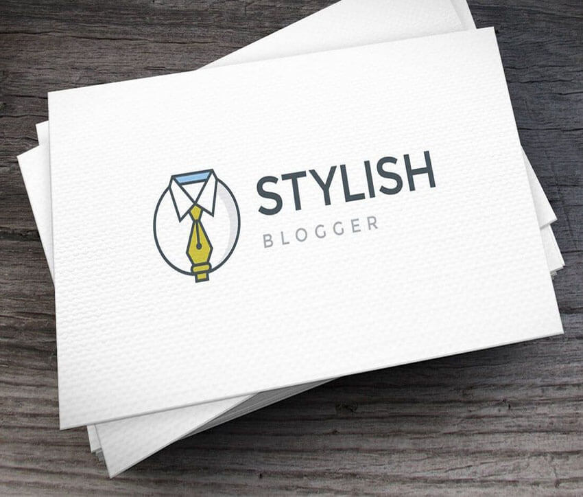 Stylish Logo Design Template