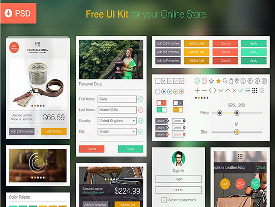 UI Kit Best Free