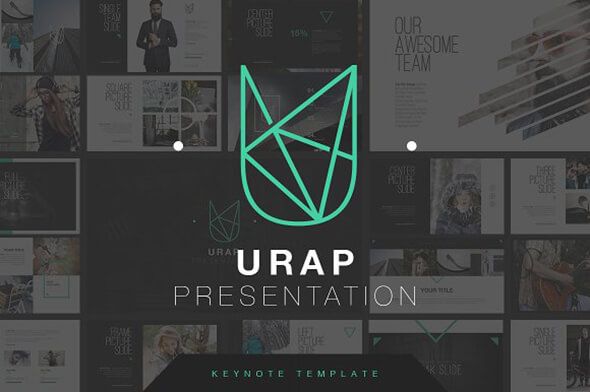 URAP Best Keynote Template For Presentation