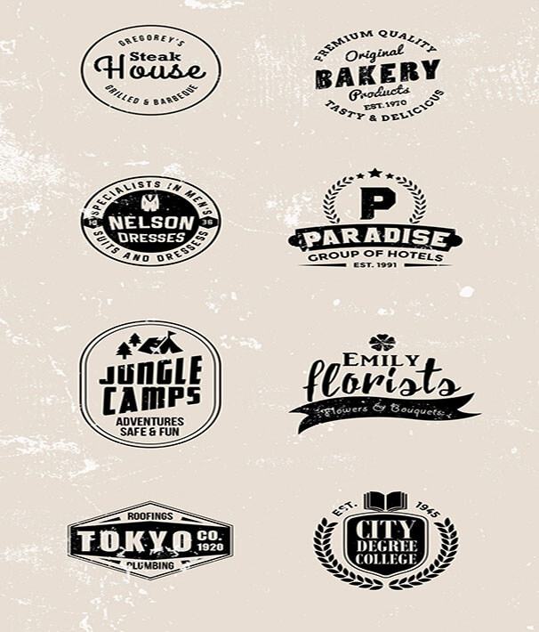 Vintage Design Template Download