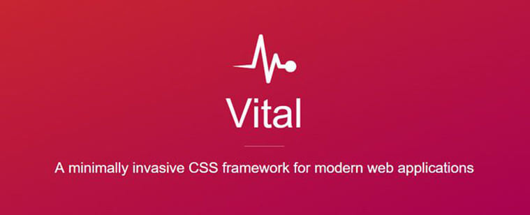 Vital Library and Framework Tool