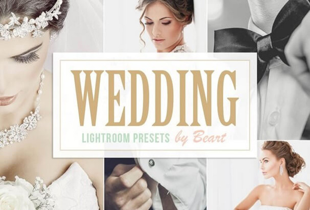 Wedding Lightroom Creative Cloud