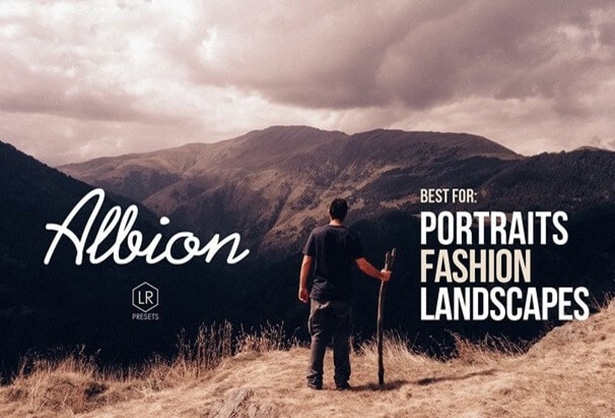albion Lightroom Preset For Photographer