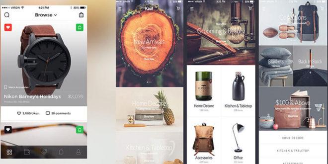 75 Best Free eCommerce UI Kits for Web Designers