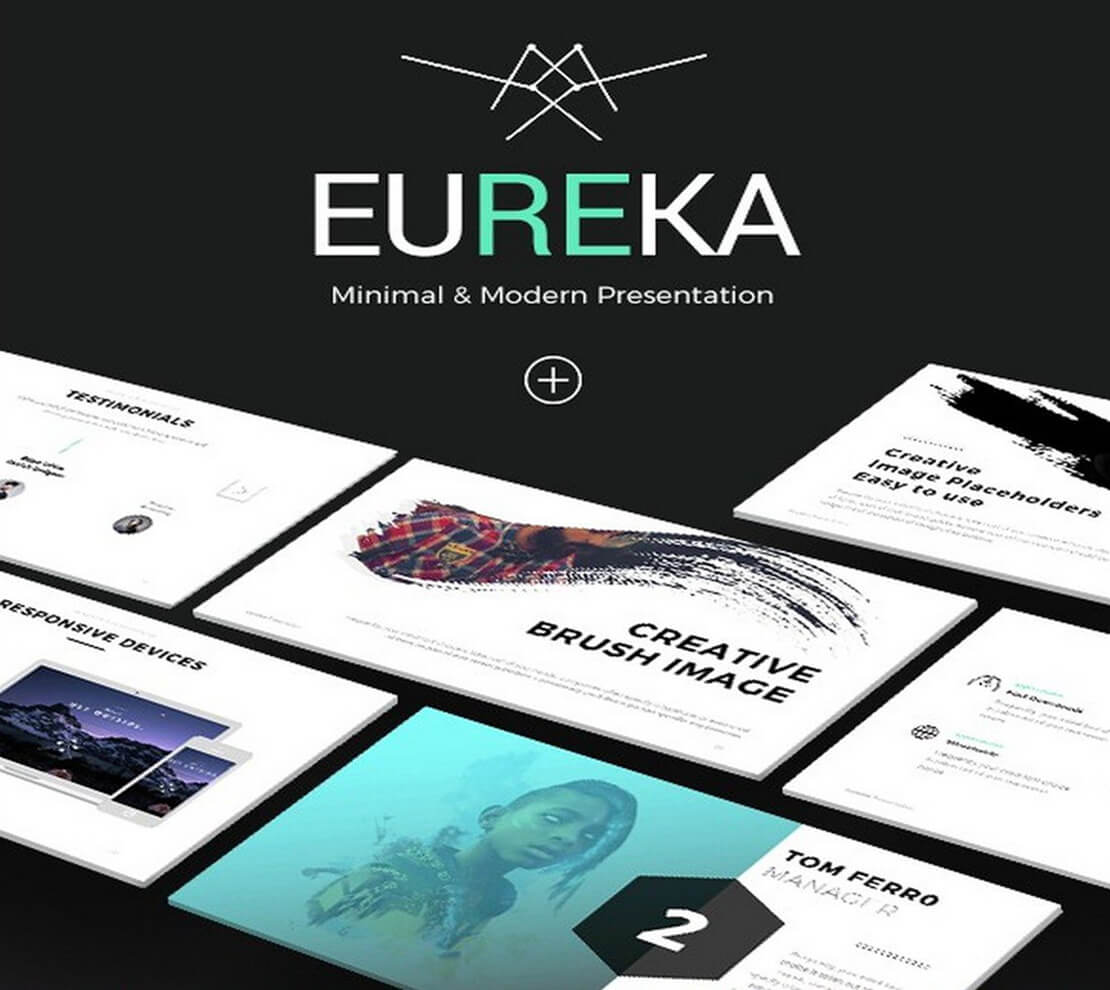 eureka Best Keynote Template