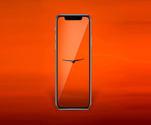 iPhone X Mockup Template Download