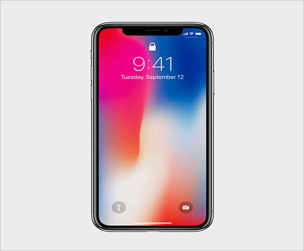 iPhone X PSD Mockup Template Download