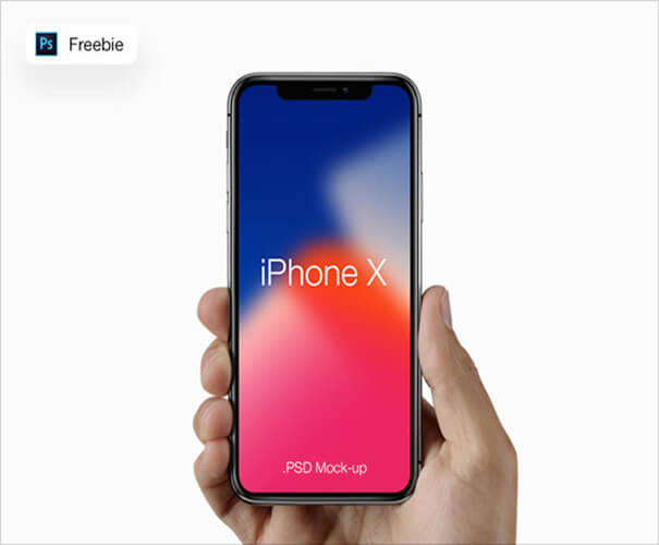 iPhone X Template Download