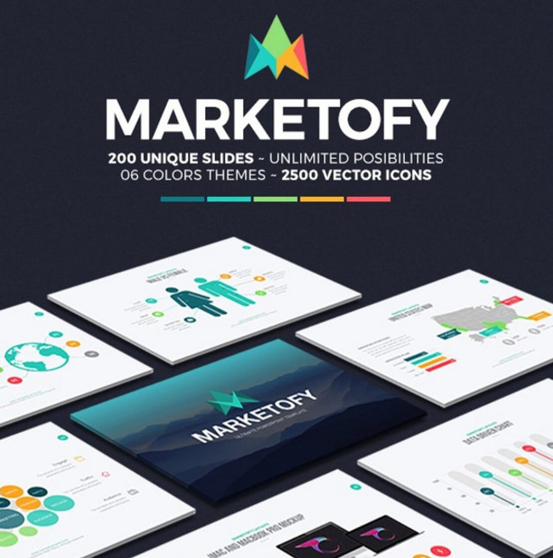 marketofy For Best Keynote Template