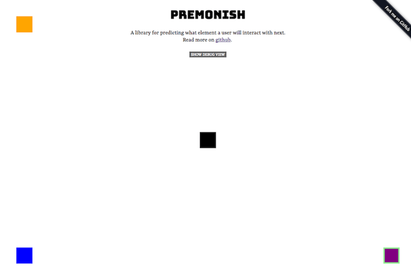 premonish CSS Library and Framework