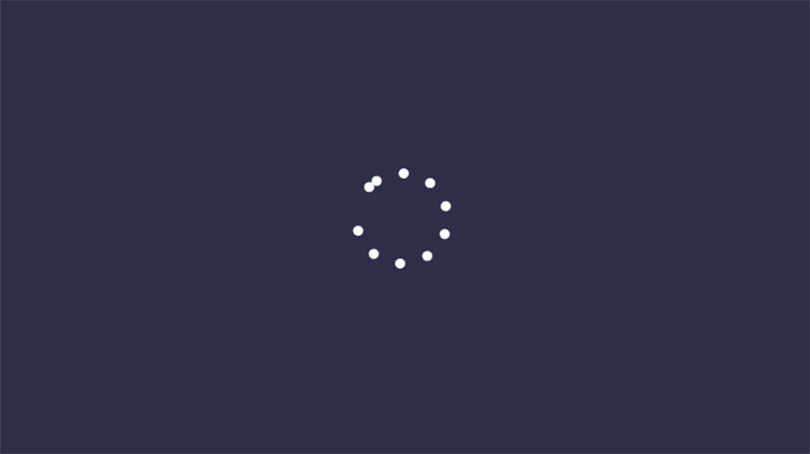 rotating Spinner for Front end