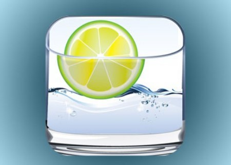 App Icon Water
