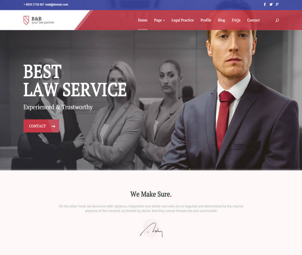 BB Lawyer Small Business