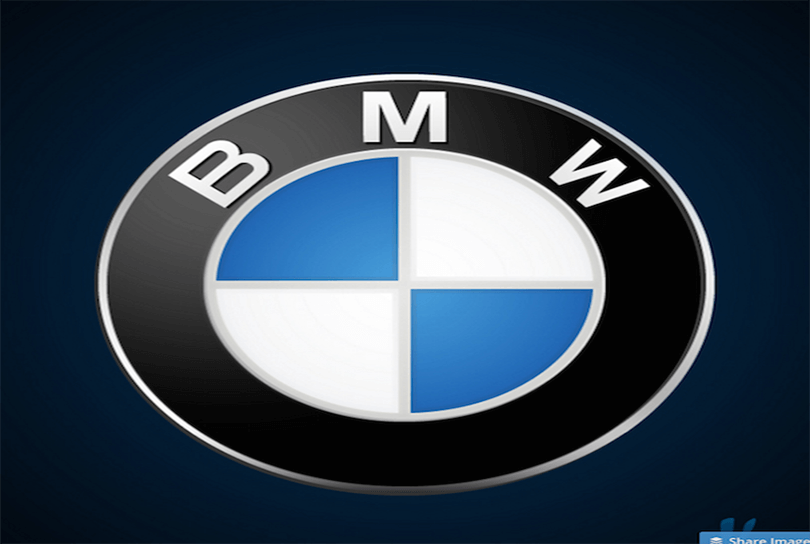 BMW Logo How To Create
