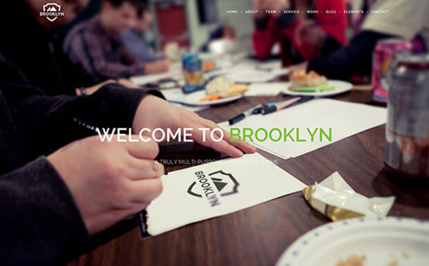 Brooklyn Business WordPress
