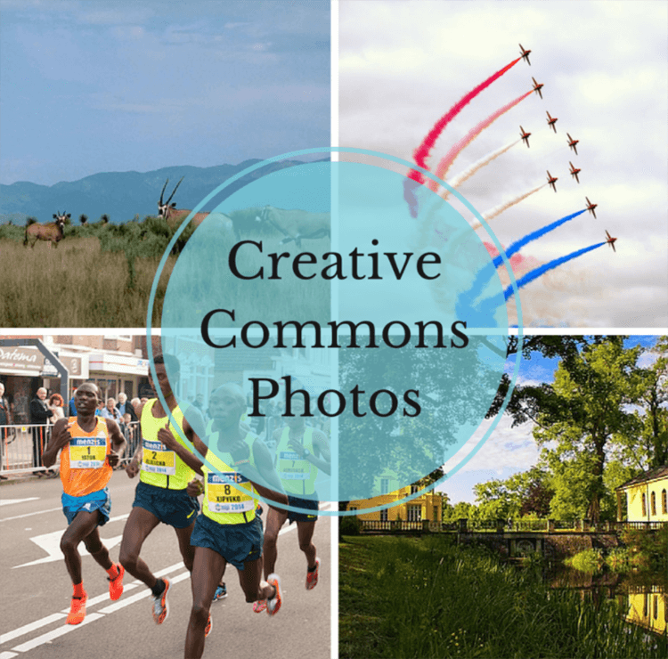 Creative Common Free Stock