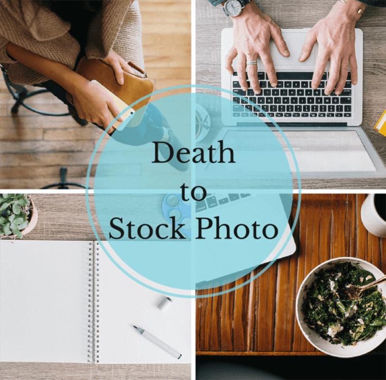 Death to Stock Stock Photo