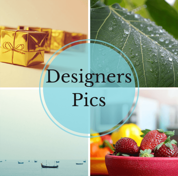 Designers Pics Stock Photo