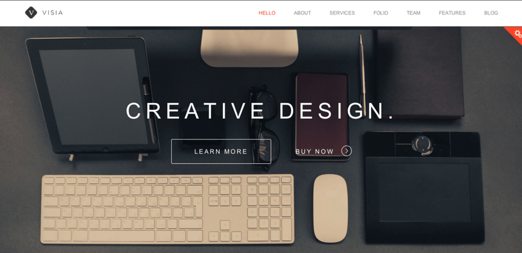 Designs Best Drupal Template