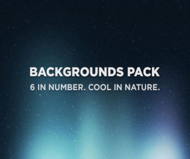 Dribbble Background Pack