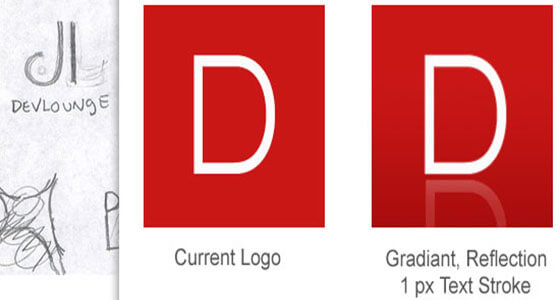 F Look How to Design a Logo