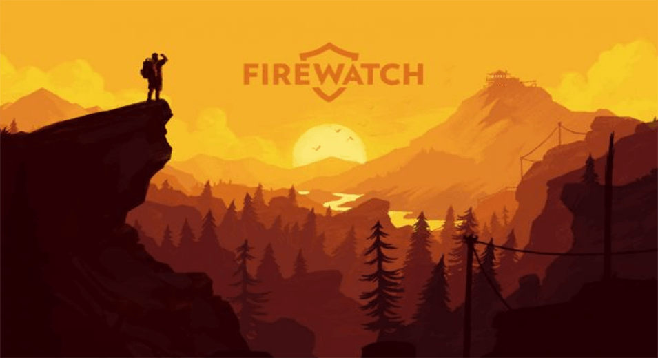 Fire Watch Parallax Effect