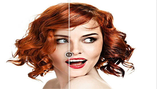 Fixel Constrastica Adobe Photoshop