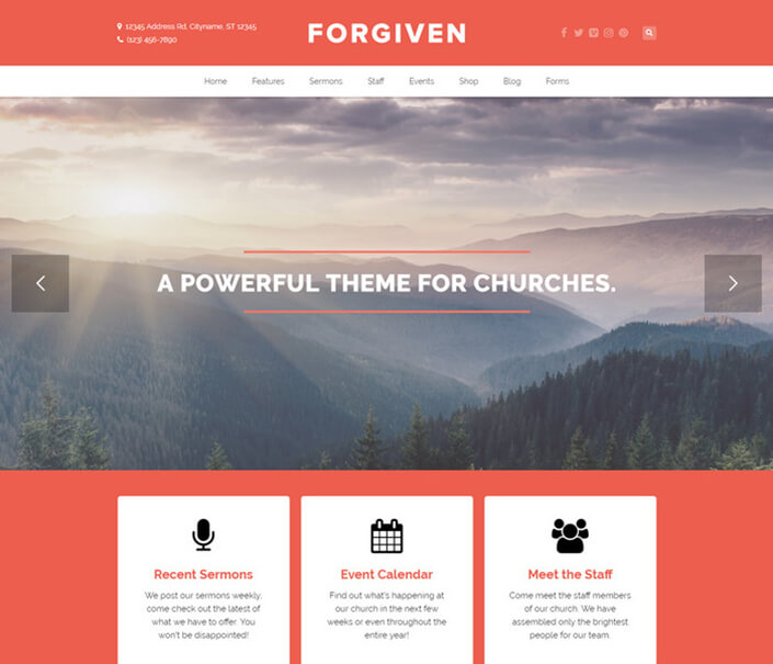 Forgiven Responsive Church