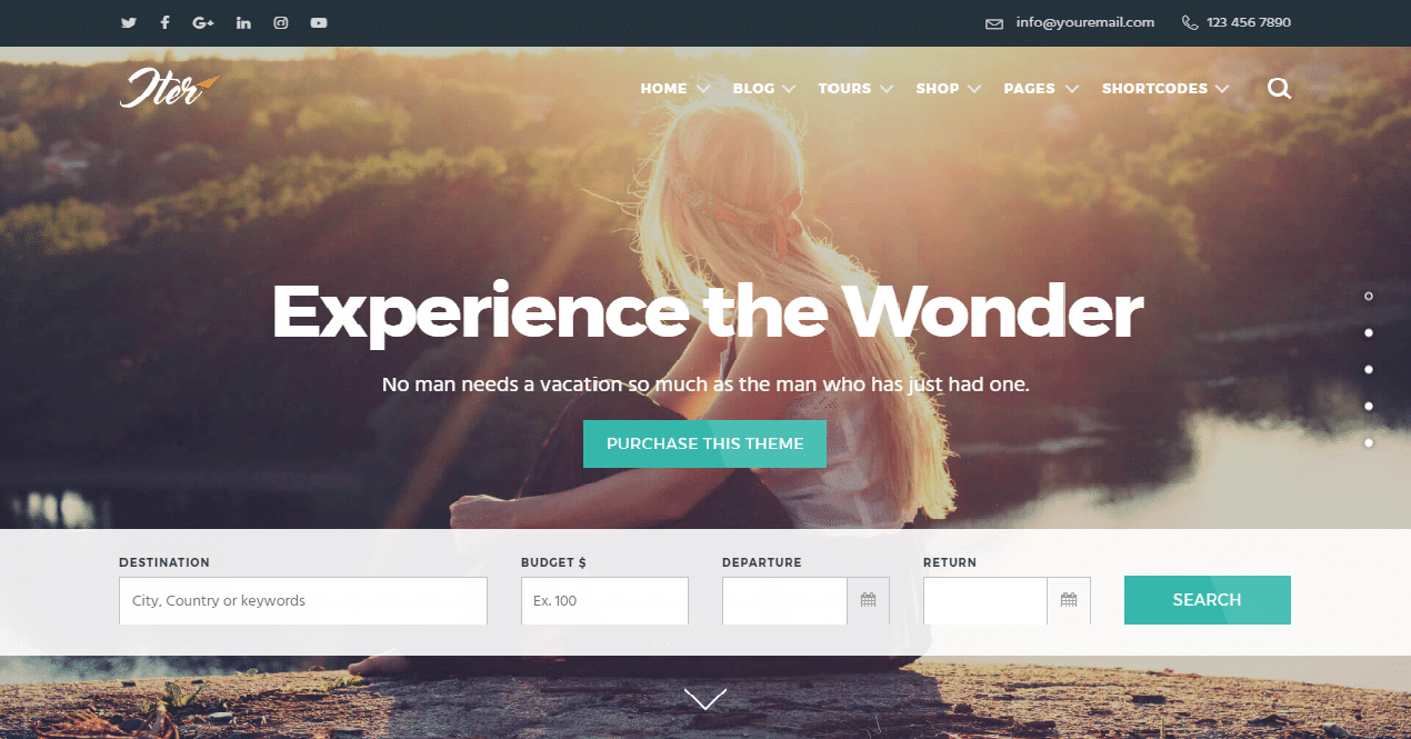 Giogadesign WordPress Theme