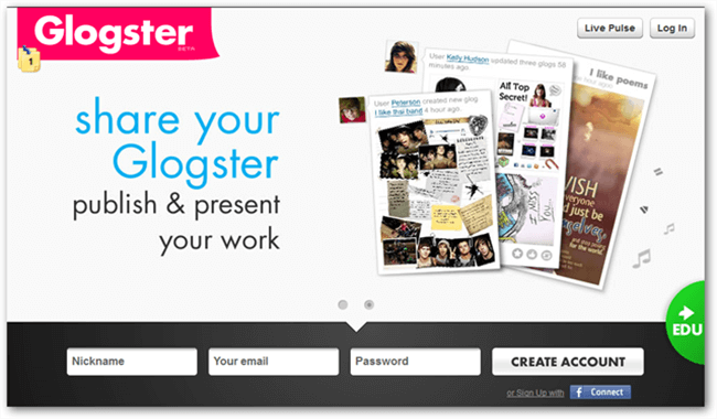 Glogstar Tool for Creating