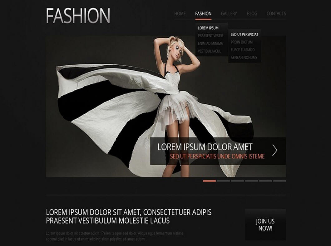 Inspiring Fashion Best Responsive Drupal