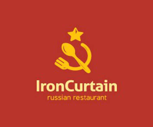 Iron Curtain Example and Idea