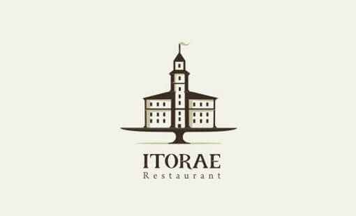 Itorae Logo Design Example