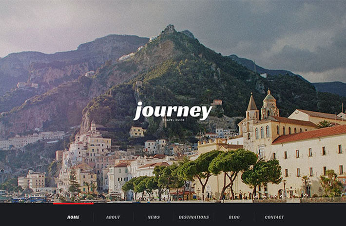 Journey Responsive Travel