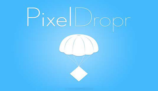 Pixel Dropr Plugin for Graphic
