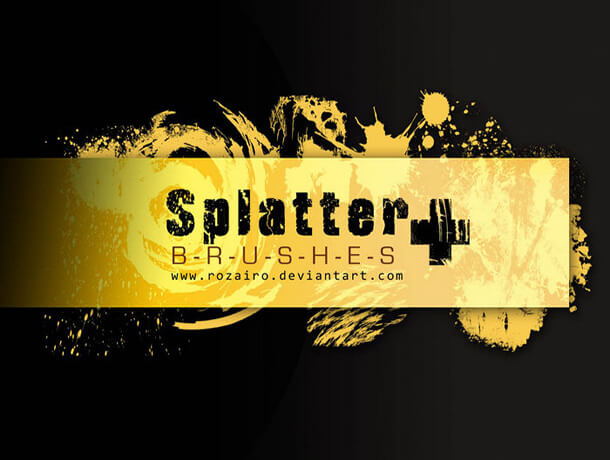 Plus Best Free Splatter
