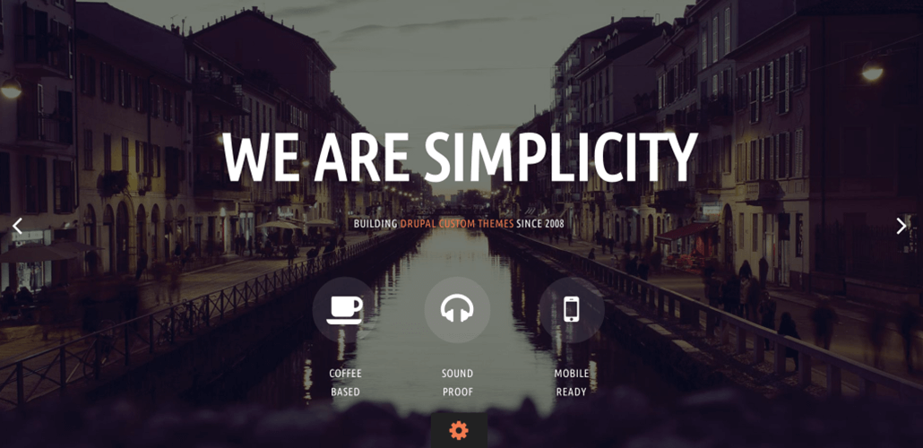 Simple Responsive Template