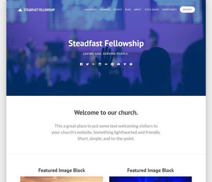 Steadfast Best Responsive Church