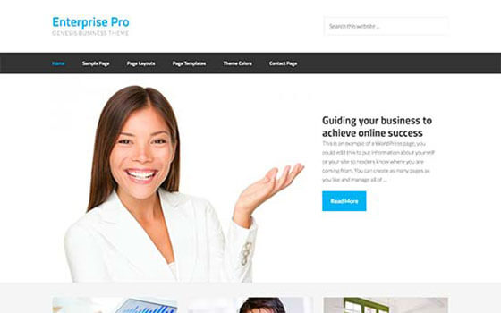 enterprisepro Small Business WordPress