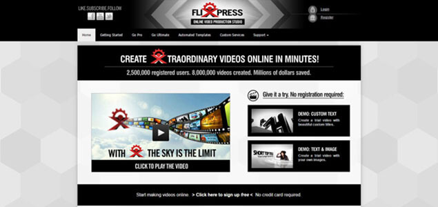 flixpress Footage Resource