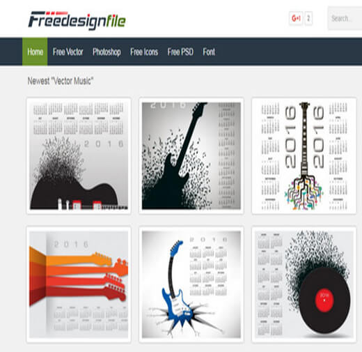 freedesignfile Website to Download