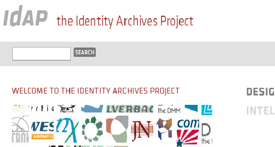 identity archive Design a Logo Resources