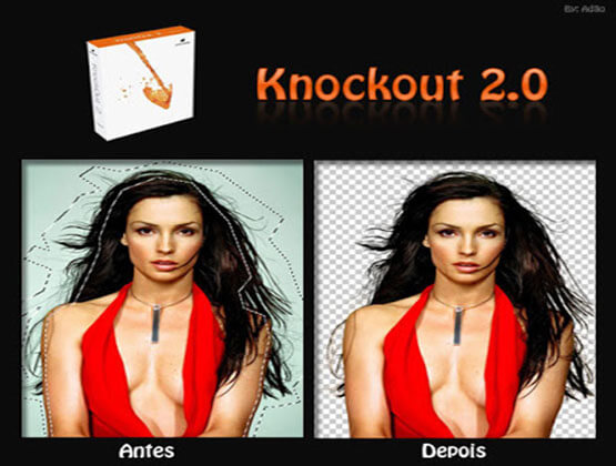 knockout Photoshop Plugin