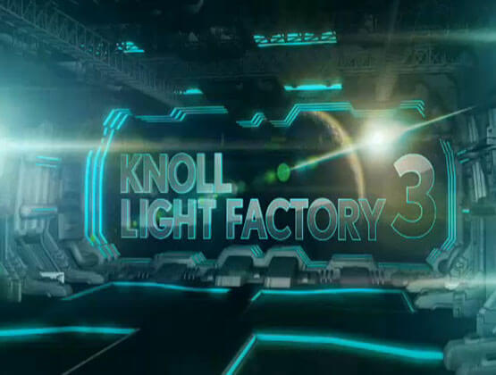 knoll factory Photoshop Plugin