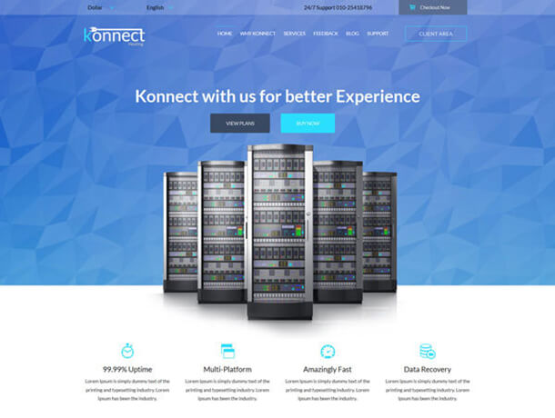 konnect HTML5 Web