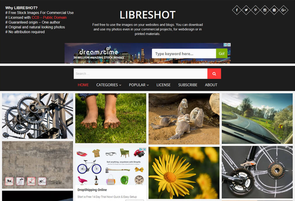 libreshot Download Royalty