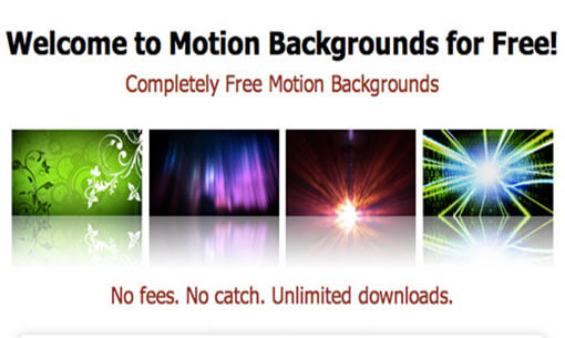 motion Footage Resource